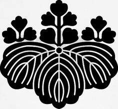 Create a family crest like this Japanese one.