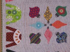 My Christmas Album wall quilt by tinacurran on Etsy