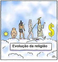 Entidades Ciganas da Umbanda (Clique Aqui) para entrar.: A EVOLUÇÃO DA RELIGIÃO