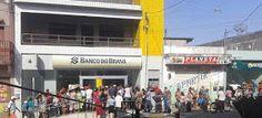 NONATO NOTÍCIAS: ITIÚBA: BANCOS ENTRAM EM GREVE E CAUSAM TRANSTORNO...