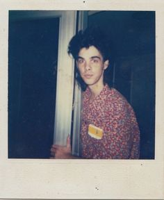 Young Nick Cave
