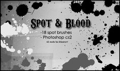 Spot and Blood - Download  Photoshop brush http://www.123freebrushes.com/spot-and-blood/ , Published in #BloodSplatter, #GrungeSplatter. More Free Blood splatter Brushes, http://www.123freebrushes.com/free-brushes/blood-splatter/ | #123freebrushes , #Bleed, #Blood, #BloodBrushes, #BloodPhotoshopBrushes, #BloodSplash, #BloodSplat, #BloodSplatter, #BloodSplatterBrushes, #BloodSplatterBrushesPhotoshop, #BloodSplatterEffect, #BloodSplatterPng, #BloodSplatters, #Bloody, #Blots, #D