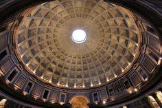 Interior di Pantheon, Piazza della Rotonda, Roma