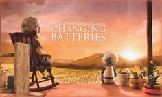 """Changing Batteries"" is a heart touching short animation film on human and robot relationship. Courtesy: SUNNY SIDE UP Production. ABOUT US: Accend Systems P. Spanish Class, English Class, Robot, Movie Talk, Film Director, Animation Film, Learning Activities, Short Stories, Filmmaking"