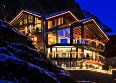 © courtesy of Chalet Zermatt Peak