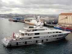 """""""Kogo"""" luxury yacht - Yate de lujo"""