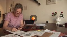 NPO Spirit, het on demand platform van de Nederlandse Publieke Omroep, maakte deze leuke reportage over Greet en het kleuren! http://www.kleurboekvoorvolwassenen.nl/kleurboek-volwassenen-npo-spirit/