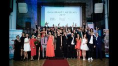 Gala Branży Weselnej 2017 – Nagrody rozdane