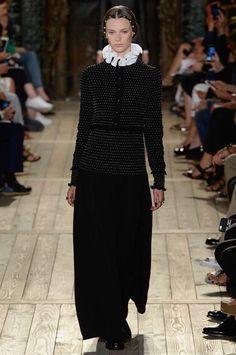 Valentino Fall 2016 Couture Fashion Show - Sara Dijkink