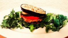 gluten free burger paleo burger