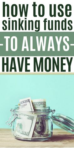 In this post I'll show you Why you need sinking funds, and how to use them to keep money in your pockets so you can master ways to save money. Need to find out more about sinking funds or sinking fund categories? The head over to the blog to read this post. Don't forget to save it to your board on ways to save money so you can easily refer to it later. Financial tips | Financial tips debt | Financial frugal living