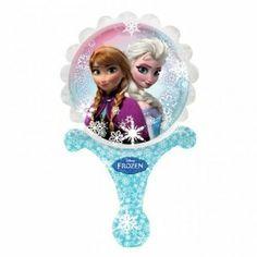Anagram Ballon Disney La reine des neiges Forme miroir à main: Amazon.fr: Jeux et Jouets