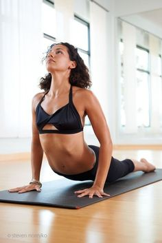 Want a young, beautiful, strong, and sexy yoga body like this? Go here now... http://GetRadicallyHealthy.com/sexy-yoga-body/