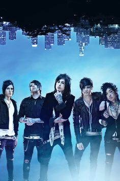 Falling in reverse Went to his acoustic tour and actually got to meet him is his just amazing live and is a really see and funny guy I just live ronnie radkie