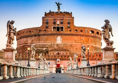 Castel Sant'Angelo Jigsaw Puzzle