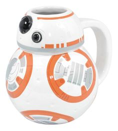Star Wars Episode VII 3D Tasse BB-8