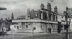 Prince Of Wales, Grimsby - another lost pub Fishing Vessel, Old Pub, Old Street, History Photos, Local History, Prince Of Wales, Vintage Photos, Paris Skyline, In This Moment