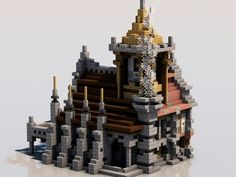 awesome Medieval Mondays #3: Small House Minecraft Project