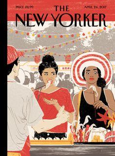 New Yorker, April 24, 2017