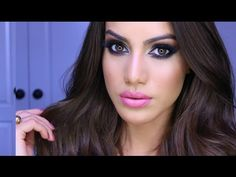Maquiagem poderosa pra Balada - usando minha coleção NIghtLife! - YouTube