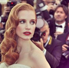 Red Carpet Hair ***