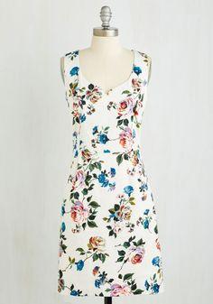 Bonny Botanist Dress