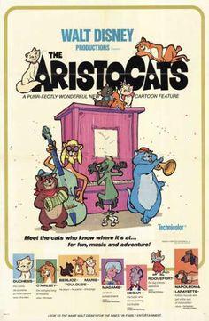 1970 gli aristogatti