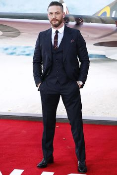 Tom Hardy | Dunkirk | London Premiere (Arrivals) July 13, 2017.