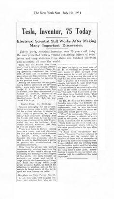 Bonus Volume-New York Sun Tesla Clipping File 1930-1945_5