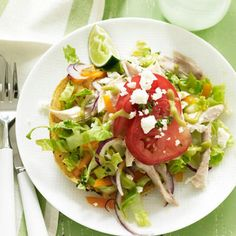 MyPlate Inspired Tex-Mex Dishes - Healthy Tex-Mex Recipes - Good Housekeeping