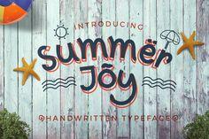 Summer Joy Free Font (OTF & TTF Format)