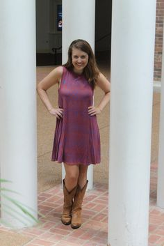 Kaitlin Dress – Gameday Belles Boutique