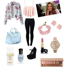 PLL- Alison Dilaurentis inspired outfit