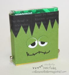 Frankenstein Gum Treat