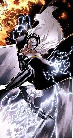 storm vs phoenix five emma frost Storm Comic, Storm Xmen, Storm Marvel, Comic Book Characters, Comic Book Heroes, Comic Character, Comic Books Art, Comic Art, Marvel Comics