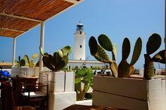 Lighthouse, Formentera.