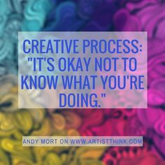 Artist Think is a space for you to embrace & celebrate your creative dreams. Learn how to incorporate creative play into your life & achieve your creative goals Great Quotes, Quotes To Live By, Me Quotes, Inspirational Quotes, Wisdom Quotes, Food Quotes, Happiness Quotes, Friend Quotes, Music Quotes