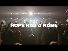 Hope Has a Name by River Valley Worship - This is a music video by the Church Worship Team. I also share the lyrics. Name Songs, Jesus Songs, Worship The Lord, Praise The Lords, Christian Movies, Christian Music, Worship Songs, Song Playlist, Gospel Music