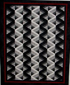 black and white {Alice Kay's Quilt Gallery}