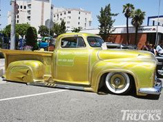 George Barris Custom Cars | George Barris Cruisin Back To 50S Culver City Car Show 53 Ford Photo ...