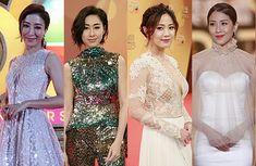 [STYLE] 2017 TVB Anniversary Awards Red Carpet Fashions