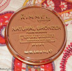 Rimmel London Natural Bronzer 021 Sun Light