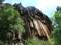 Sawn Rocks - Narrabri, Australia
