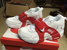 Women Nike Air Veer Sports Shoes G-Dragon White Red|only US$89.00 - follow me to pick up couopons. Cheap New Balance, New Balance Shoes, Sports Shoes, Basketball Shoes, Shoes 2015, Nike Shoes Cheap, Women Nike, Shoes Outlet, Nike Huarache