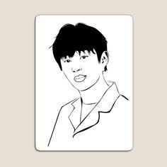 Jung Kook, My Arts, Art Prints, Printed, Awesome, Products, Art Impressions, Prints, Gadget