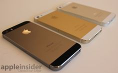 First high-quality unboxing of iPhone 5s