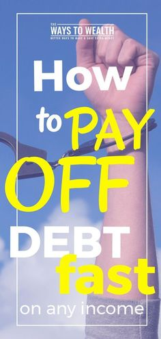 How to Payoff Debt Fast on Any Income What's the best debt repayment plan for you? Create you plan to tackle in with this simple DIY guide! plan to pay off credit card debt getting out of debt on one income get out of debt plan debt fre Debt Repayment, Debt Payoff, Consolidation Loans, Diy Guide, Paying Off Credit Cards, Planning Budget, Get Out Of Debt, Debt Free, Planer
