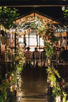 Nosh, Rochester Park // A Midsummer Night's Dream: Sean and Dawn's Wedding