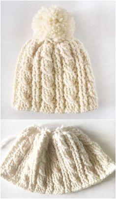f7795668ec9 Free Winter Crochet Patterns – Free Crochet Patterns