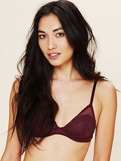 fp Lace Triangle Bra